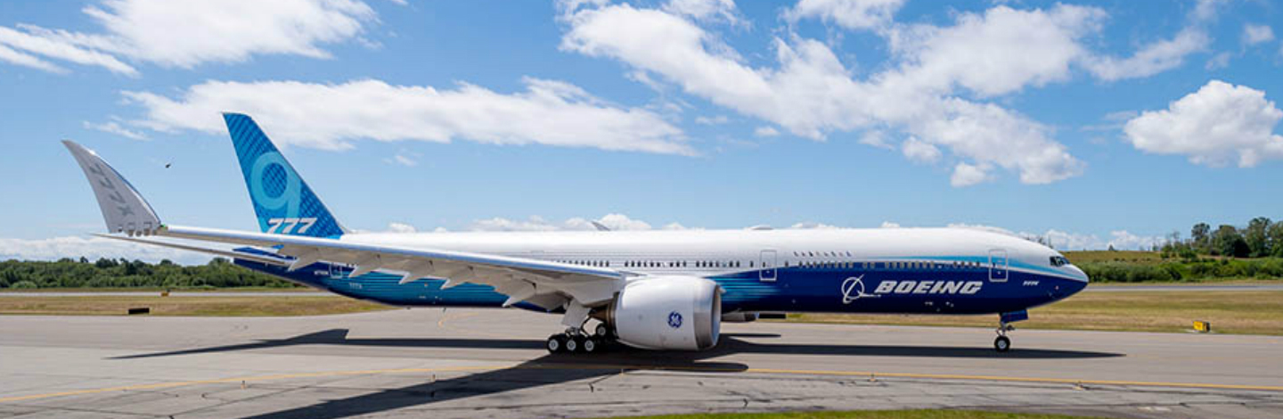 Boeing 777X: The World's Largest (And Newest) Twin-Engine Jet